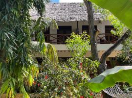 Atii Garden Bungalows, hotel a Nungwi