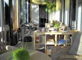 Hotel De Gouden Haan, hotel near Royal Ostend Golf Club, De Haan