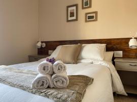 Fonda Peremiquel, hotel near Alabaus, Castellar de N'Hug