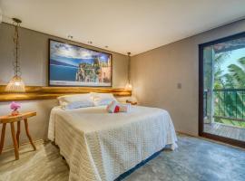 Pousada Villa Italiana, pet-friendly hotel in São Miguel dos Milagres