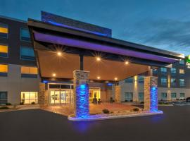 Holiday Inn Express & Suites - Milan - Sandusky Area, an IHG Hotel, hotel near Kalahari Waterpark, Milan