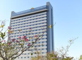 Hotel Rainha do Brasil, hotel in Aparecida