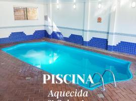 Dom Pedro I Palace Hotel, hotel in Foz do Iguaçu