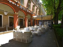 Zanhotel Tre Vecchi, hotel near Piazza del Nettuno, Bologna