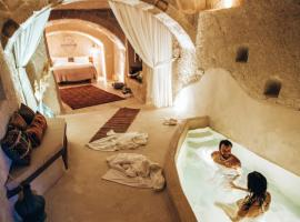 Doda Artisanal Cave Hotel, hotel in Nevşehir