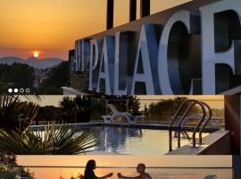 AM Palace, hotel in Ulcinj