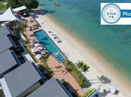 Prana Resort Samui - SHA Plus Certified, hotel i Bangrak Beach