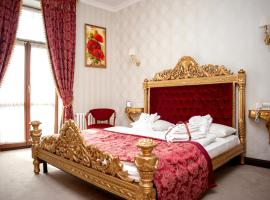 Saint Feder Boutique Hotel, hotel near Lviv High Castle Park, Lviv