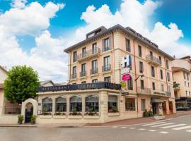 Grand Hotel Du Parc, hôtel à Aix-les-Bains