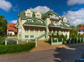 Oberteich Lux, hotel with jacuzzis in Kaliningrad