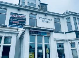 The Portmann Hotel, hotel near Ardeer Golf Club, Kilmarnock