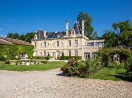 Château Meyre - Les Collectionneurs, hôtel à Avensan