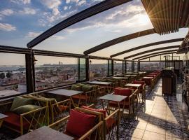 Grand Balyan Hotel & Restaurant, hotel in Istanbul