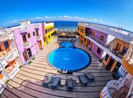 Seaview Hotel Dahab, hotel in Dahab