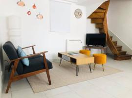 Maison de ville, 2ch, La Petite Aure, vacation home in Bayeux