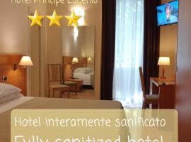 Hotel Principe Eugenio, hotel near Porta Maggiore, Rome