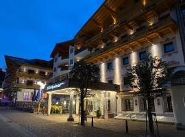 JUFA Alpenhotel Saalbach, hotel in Saalbach-Hinterglemm