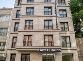 florina hotel, hotel em Istambul