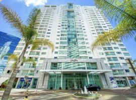 Apart hotel Saintmoritz, serviced apartment in Brasilia