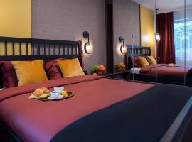 W&K Apartments - Desire Suite, apartment in Koszalin