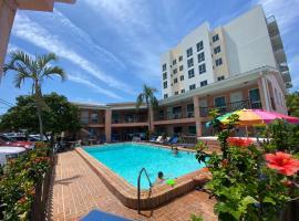 Rose Motel, hotel in Clearwater Beach