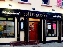 Oliver's Seafood Bar, Bed & Breakfast, B&B in Cleggan