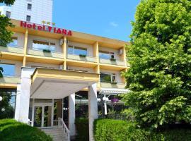 Hotel Tiara, hotel din Ploieşti