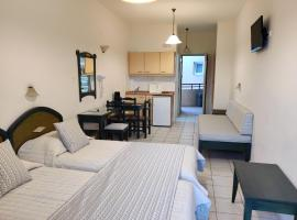 Zannis Hotel, serviced apartment in Rethymno Town