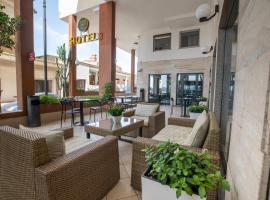 Hotel De Plam, отель в Ольбии