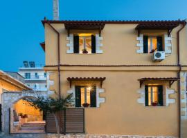 Dominic Chania Apartment, hotel in Chania Town
