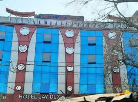 Hotel Jay, hotel in Sasarām