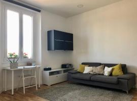 Aporti 24, apartment in Milan