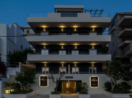 CHROMA Lodge Rafina, pet-friendly hotel in Rafina