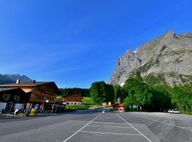 Hotel Wetterhorn, hotel in Grindelwald