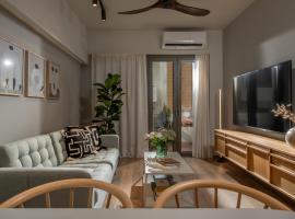 The Blossom-Premium living residence at Heraklion, appartamento a Heraklion