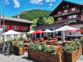 Hotel Bergidyll, hotel in Andermatt