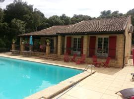 La Combe Joseph, hotel near Pont du Gard, Remoulins