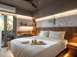 The Blossom-Premium living residence at Heraklion, accommodation in Heraklio Town