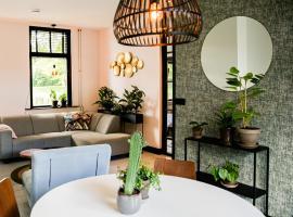 Vakantiehuisje De Barones, apartment in Middelburg