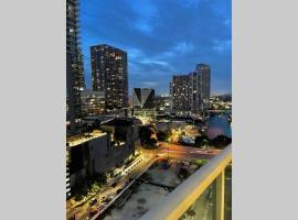 Brickell Miami Amazing city view 2 floor condo!!!, apartment in Miami