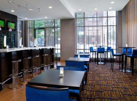 Courtyard by Marriott Birmingham Downtown at UAB, hotel near Birmingham-Shuttlesworth International Airport - BHM, Birmingham