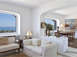 Luxury Relais Villa Magdalena, B&B in Ischia
