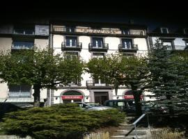 Hôtel de Londres, hôtel à Le Mont-Dore