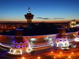 Гостиница ЦСП Триумф, отель в Якутске