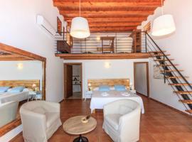 Es Pas Formentera Agroturismo, hotel vicino alla spiaggia a Es Caló de Sant Agustí