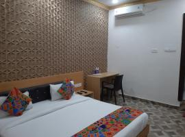 R D Green Resort by WB Economy, Patna, hotel in Patna