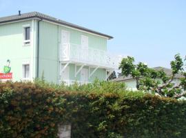 Fasthotel Perpignan, hotel in Perpignan