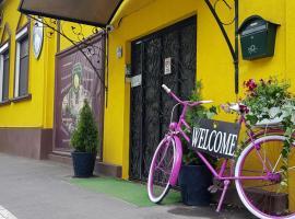 Pension Casa Leone, hotel din Timișoara