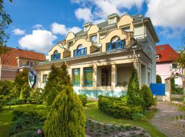 Обертайх, отель в Калининграде