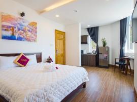 HANZ Blue Sea Hotel & Apartment, spa hotel in Vung Tau